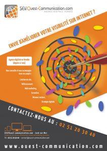 Présentation agence SEV/Ouest-communication