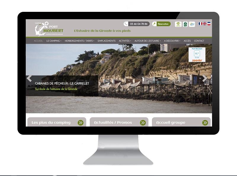 référencement site internet La Barre de Monts