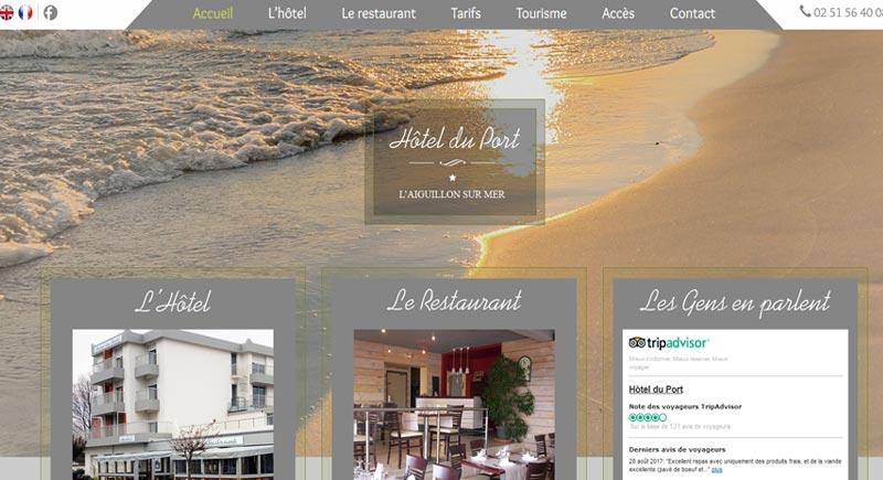 La Rochelle Restaurant Le Bistrot Du Port