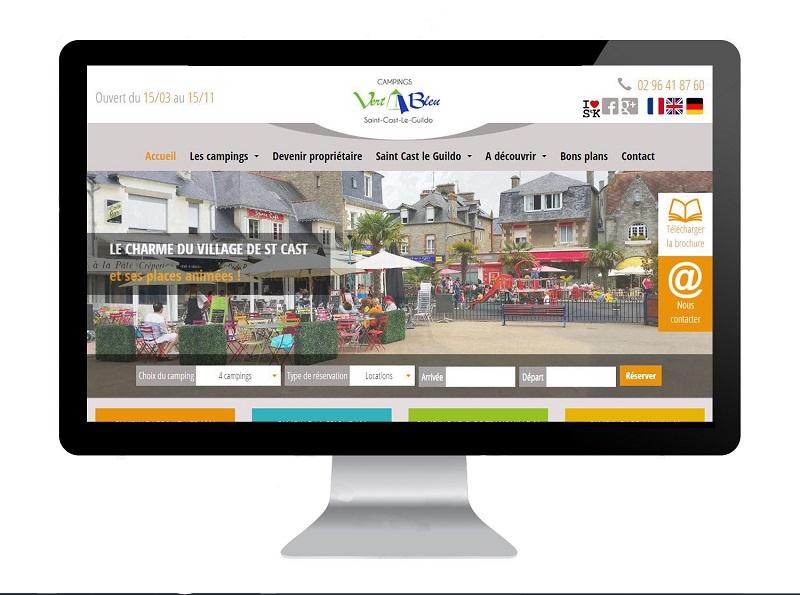 Création de site agence web