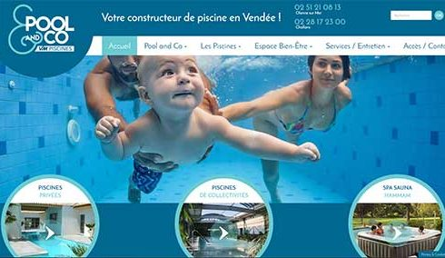 Constructeur Piscines Pool and Co