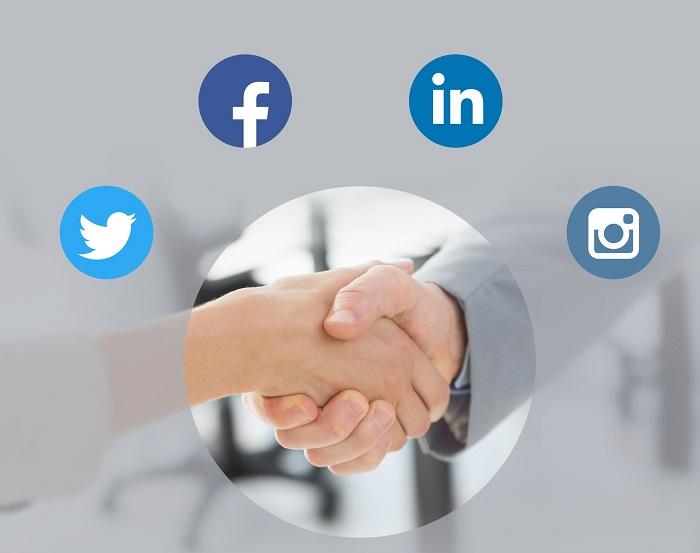 Strategie digitale et reseaux sociaux