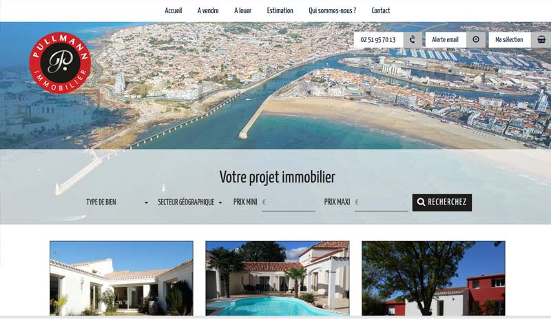 Pullman immobilier